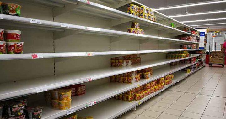 shortages